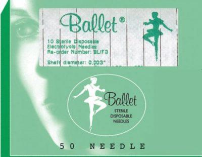 Иглы Ballet медицинская сталь
