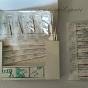 Иглы WYC ( ВИК ) позолоченные прямые купить в Москве, доставка в регионы