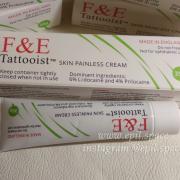 Анестезирующий крем Татуист Tattoist